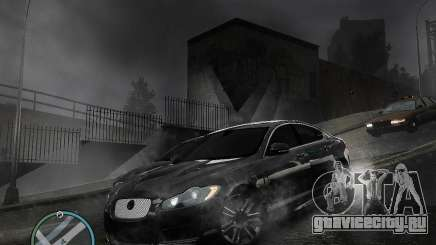 Jaguar XF-R для GTA 4