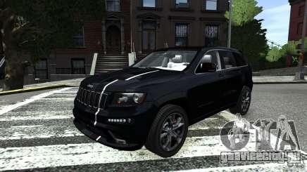 Jeep Grand Cherokee STR8 2012 для GTA 4