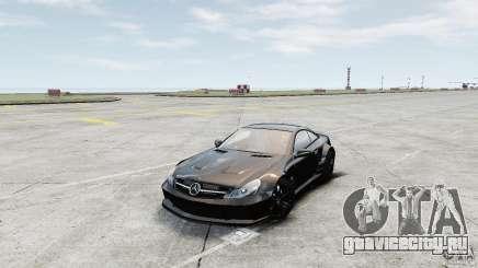 Mercedes-Benz SL65 AMG Black Series 2009 [EPM] для GTA 4