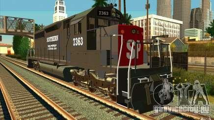 Southern Pacific SD 40 для GTA San Andreas
