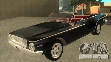 1962 Dodge Dart 440 для GTA San Andreas