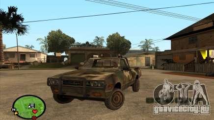 DATSUN 620 для GTA San Andreas