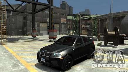 BMW X6 M для GTA 4