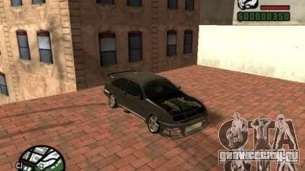 Ford Sierra Drift для GTA San Andreas