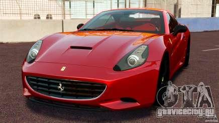 Ferrari California Novitec для GTA 4