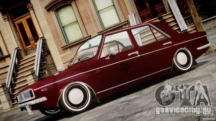 Peykan 1348 1970 для GTA 4