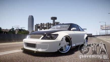 Sultan RS 3.0 для GTA 4