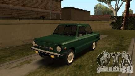 ЗАЗ 968М v2 для GTA San Andreas