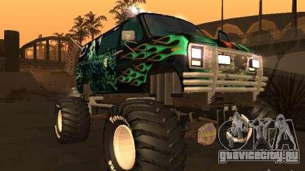 Ford Grave Digger для GTA San Andreas