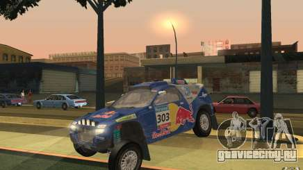 Volkswagen Race Touareg для GTA San Andreas