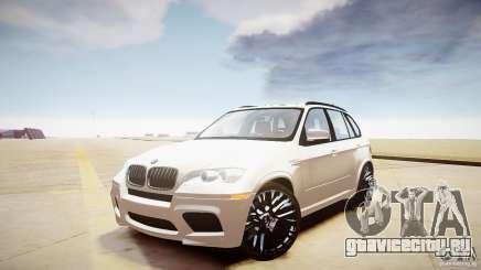 BMW X5M 2011 для GTA 4