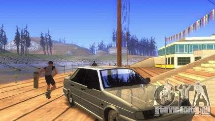VAZ 2115 для GTA San Andreas