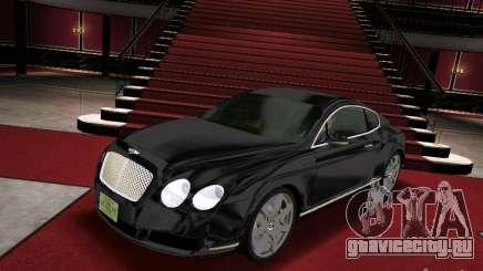 Bentley Continental GT для GTA Vice City