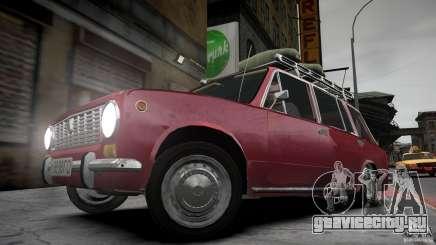 ВАЗ 2102 для GTA 4