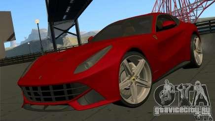 Ferrari F12 Berlinetta BETA для GTA San Andreas