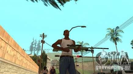 M40A3 для GTA San Andreas