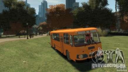 ЛиАЗ 677 для GTA 4