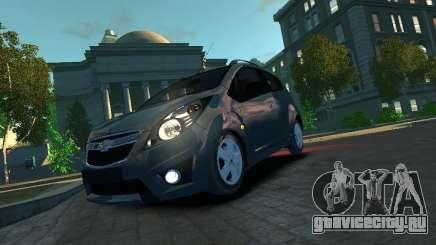 Chevrolet Spark для GTA 4