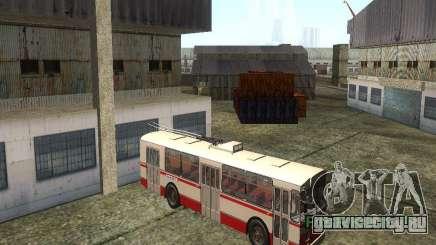ЗиУ 682Б для GTA San Andreas