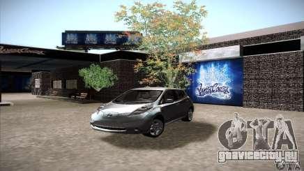 Nissan Leaf 2011 для GTA San Andreas