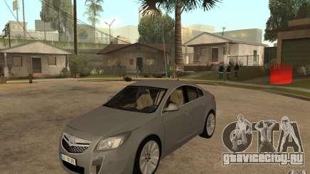 Opel Insignia 2010 для GTA San Andreas