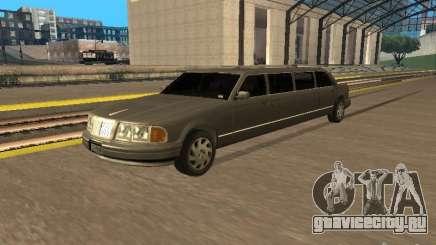 HD Stretch для GTA San Andreas