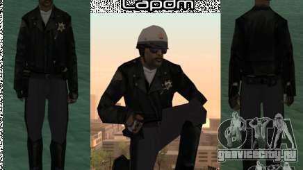 HQ skin lapdm1 для GTA San Andreas
