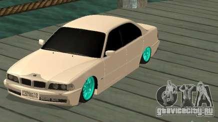 BMW 750i JDM для GTA San Andreas