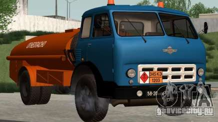 МАЗ ТЗ-7,5-500А для GTA San Andreas