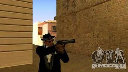 Desert Eagle MW3 для GTA San Andreas