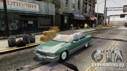 Cadillac Fleetwood 1993 для GTA 4
