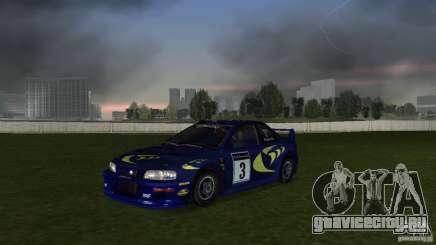 Subaru Impreza 22B Rally Edition для GTA Vice City