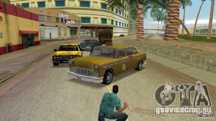 Cabbie HD для GTA Vice City