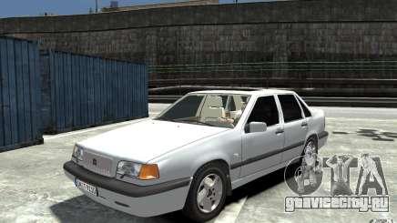 Volvo 850 Turbo 1997 для GTA 4