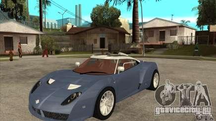 Spyker C12 Zagato для GTA San Andreas