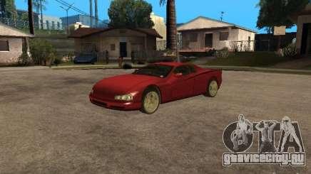 HD Cheetah для GTA San Andreas