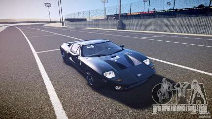 Ford GT1000 2006 Hennessey [EPM] EXTREME VERSION для GTA 4