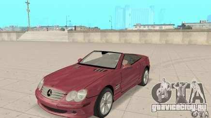 Mercedes-Benz SL500 (R230) для GTA San Andreas