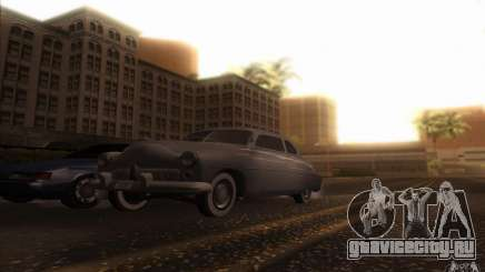 Mercury Coupe 1949 v1.0 для GTA San Andreas