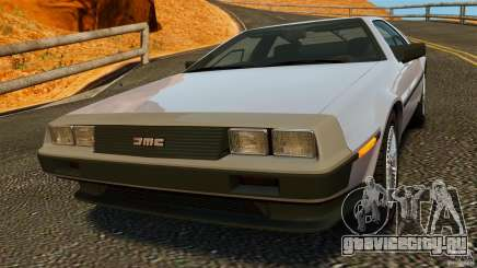 DeLorean DMC-12 1982 для GTA 4