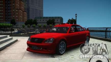 Schafter RS для GTA 4