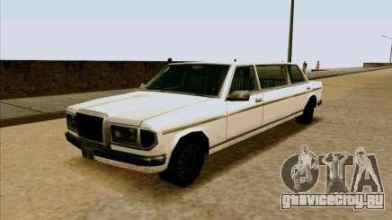 Admiral Limo для GTA San Andreas