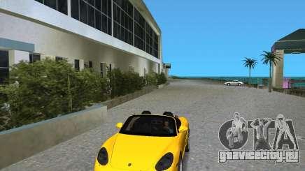 Porsche Boxster 2010 для GTA Vice City