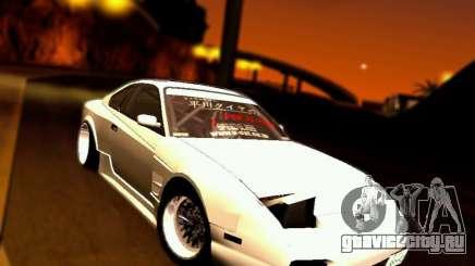 Nissan 150SX Drift для GTA San Andreas