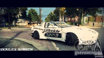 Nissan 380sx BenSpora для GTA 4