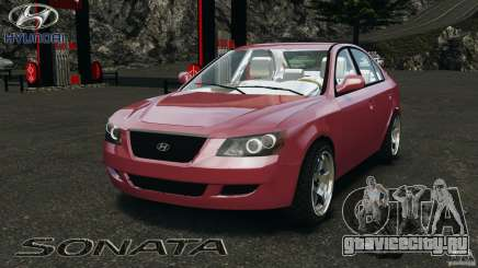 Hyundai Sonata v1.0 для GTA 4