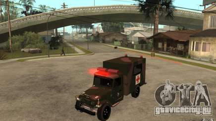 Toyota Bandeirante da PE для GTA San Andreas
