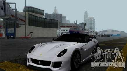 Ferrari Challenge-2009 599XX для GTA San Andreas