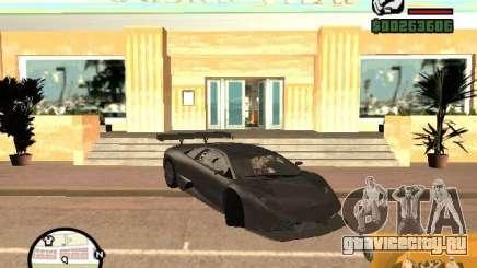 Lamborghini Murcielago R-SV GT1 для GTA San Andreas