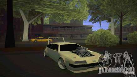 Delorean DMC-12 для GTA San Andreas